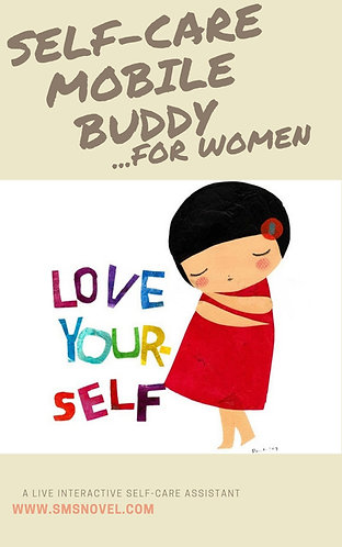 Self-Care Mobile Buddy For Women