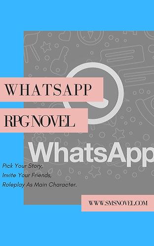 WhatsApp Roleplay Novel