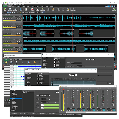 SMS Podcast Setup/Audio w Licensing Key