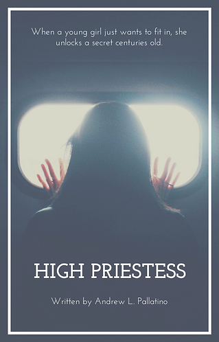 High Priestess By Andrew L. Palladino