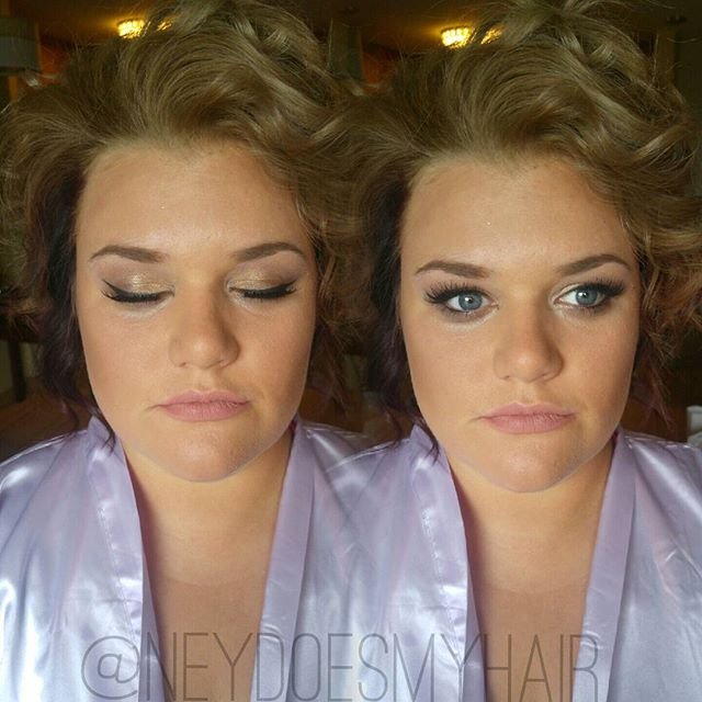 Summer wedding makeup 💄💋💍
