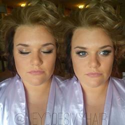 Summer wedding makeup 💄💋💍