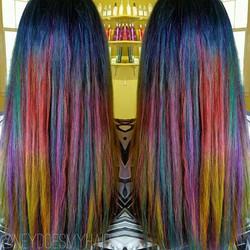 straight hair 😍💕
