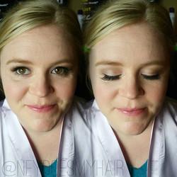 Summer wedding makeup on some gorgeous bridesmaids! 💋💘💍