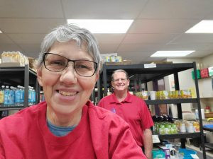 Dave and Karen Share a Food Pantry Story