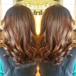 Caramel brunette 💓