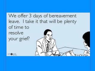 Pet Bereavement Leave