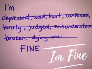I - I'm Fine