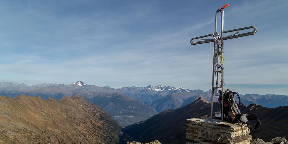 Escursione in vetta al Pizzo Zerna