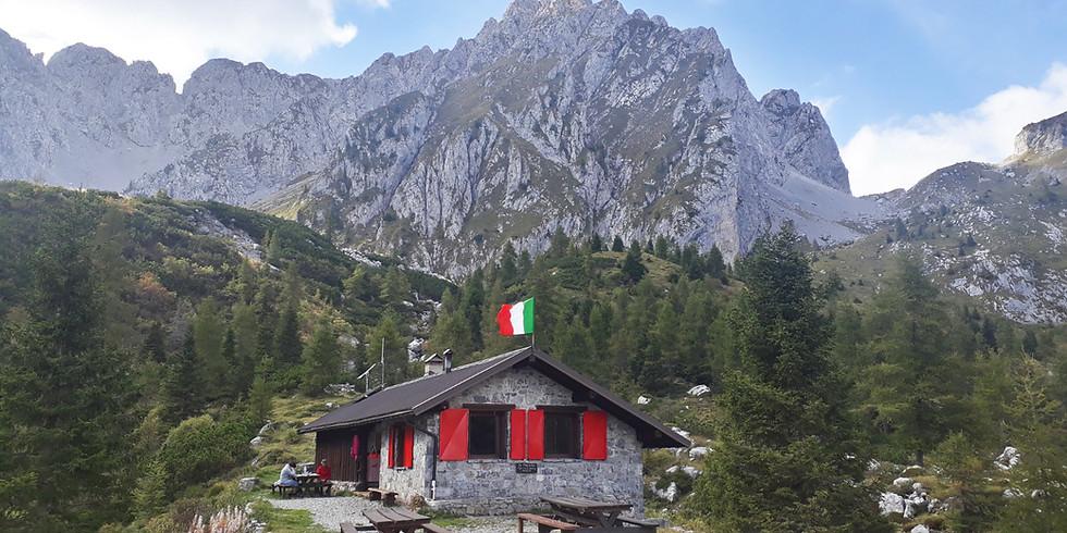 Escursione Rifugio Laeng da Villa di Lozio