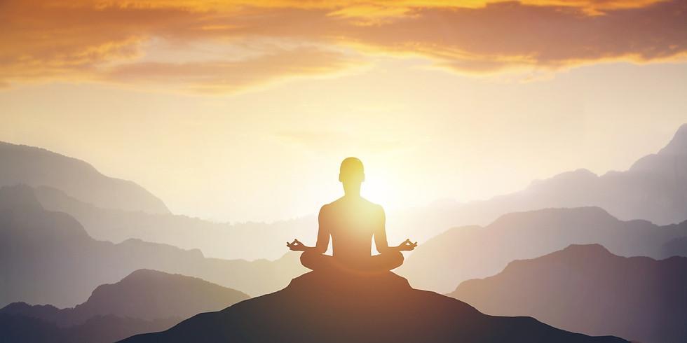 Yoga ai Laghi di Bruffione (Val del Caffaro)