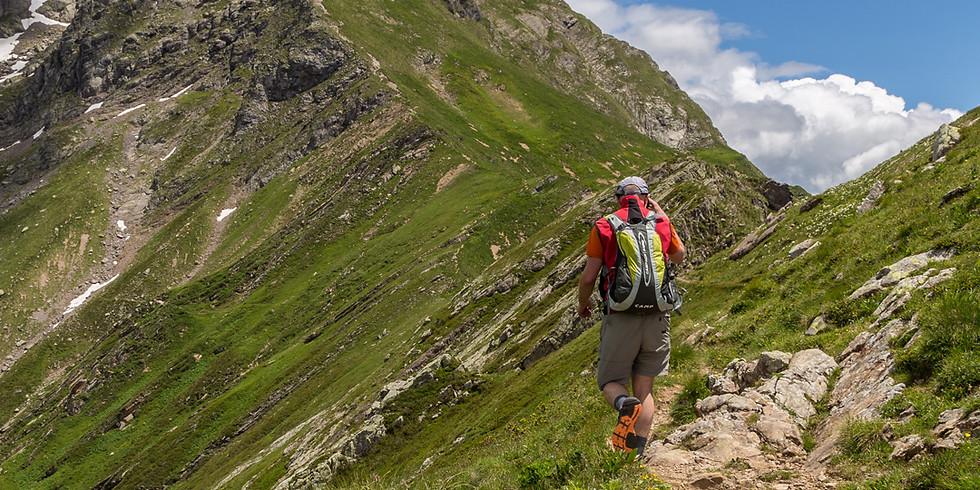 Escursione ai laghi di Ponteranica