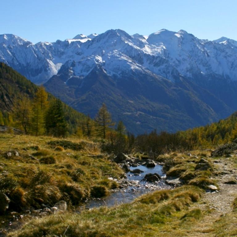 Val Canè e Bivacco Valzeroten