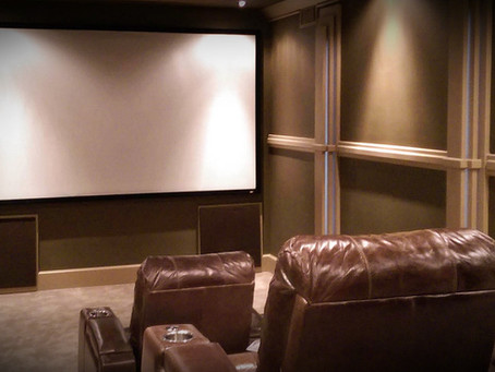 Things to consider when planning a custom home theater