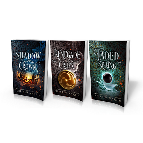 Trio Bundle: Shadow Crown, Renegade Cruex, Jaded Spring