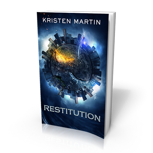 Restitution (The Alpha Drive, #3)