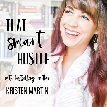 Updated Podcast Artwork_That Smart Hustl