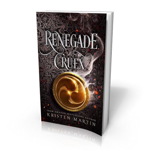 Renegade Cruex (Shadow Crown, #2)