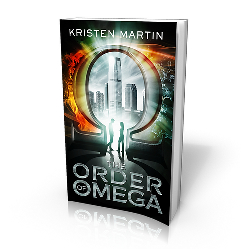 The Order of Omega (The Alpha Drive,#2)