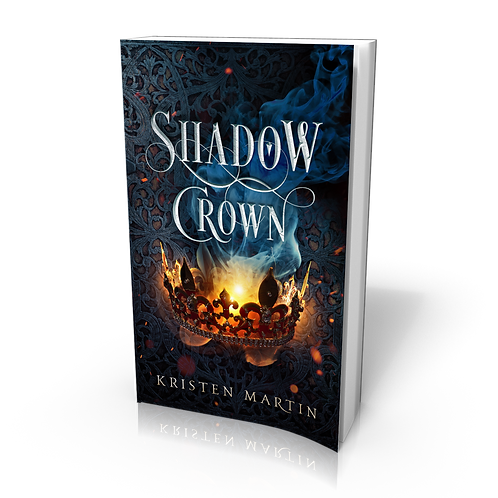 Shadow Crown (Shadow Crown, #1)