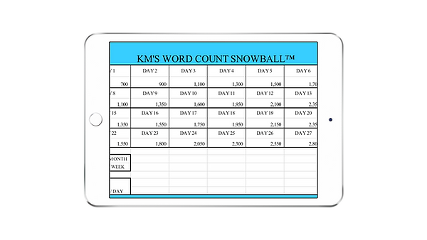 Word Count Snowball Download Placeit Ima