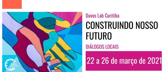 Davos Lab | Evento da Comunidade Global Shapers de iniciativa do Fórum Econômico Mundial traz lidera