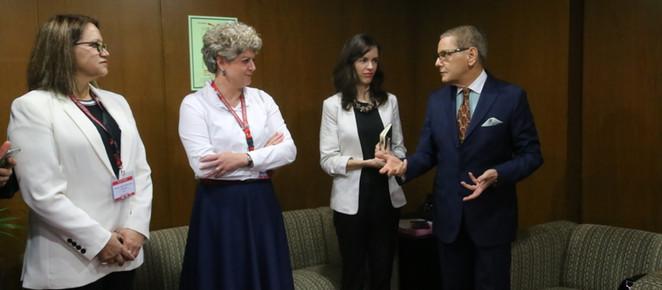 Instituto Aliança Contra Hanseníase representa o Brasil no Congresso Mundial de Hansenologia