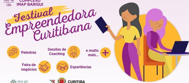 Relacionamento com imprensa é tema de palestra do Festival Empreendedora Curitibana