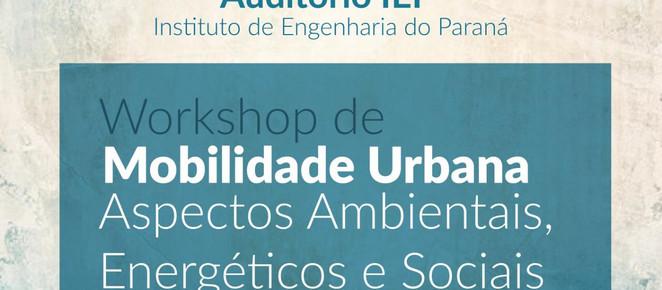Workshop sobre desafios da mobilidade urbana reúne profissionais de engenharia em Curitiba