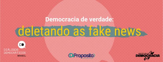 Democracia de verdade: workshop em Curitiba ensina jovens a identificar e combater fake news