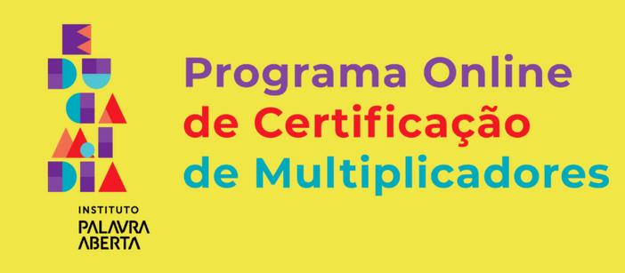 Inscrições abertas para certificação online em educação midiática