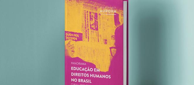 Instituto Aurora lança panorama sobre a Educação em Direitos Humanos entre 2019 e 2020