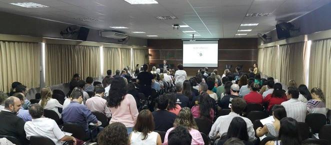 Organizações filantrópicas e empresas que investem no terceiro setor criam rede colaborativa em Curi