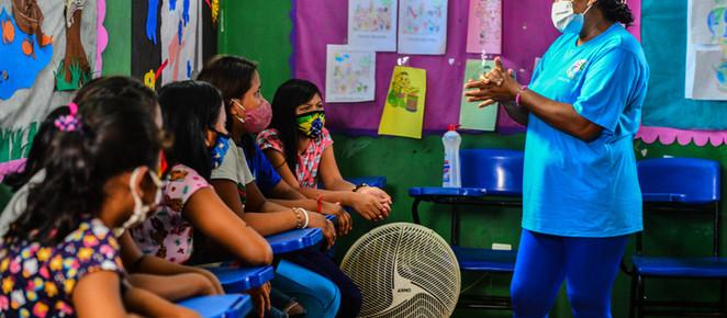 UNICEF anuncia jovens selecionados para maratona social que busca soluções para refugiados