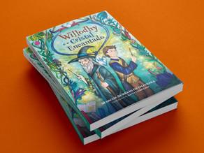 Curitibano que escrevia história infantil em caderneta lança seu primeiro livro