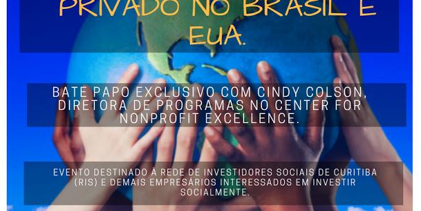 Rede de Investidores Sociais terá encontro exclusivo com norte-americana especialista no setor socia