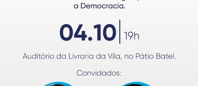 Instituição que visa fortalecer a democracia brasileira é lançada em Curitiba