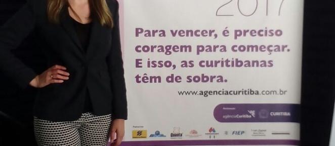 Gestora da DePropósito participa de mais uma etapa do Prêmio Empreendedora Curitibana