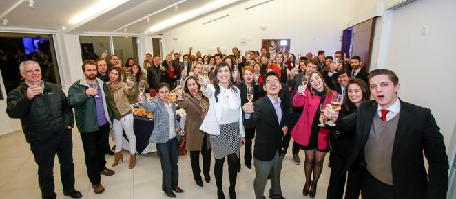 Ferramenta inédita para networking é lançada em Curitiba e já prevê expansão para todo país