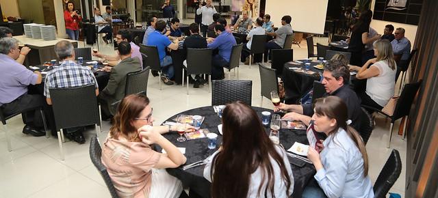 Empresários do norte do Paraná se reúnem em evento sobre estratégias de empresas unicórnio