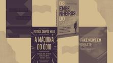 Livros para entender fake news e democracia na era digital