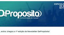 Inscreva-se na Newsletter DePropósito