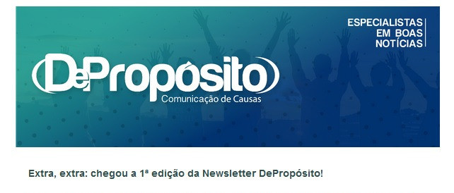 newsletter DePropósito