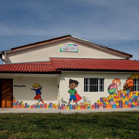 Instituto Incanto inaugura Centro Cultural para crianças e adolescentes em vulnerabilidade