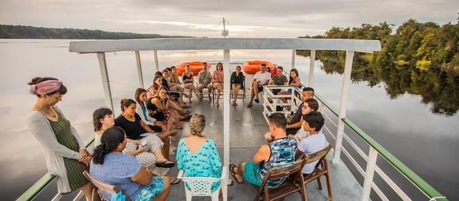 Startup da Amazônia seleciona jovens para uma semana de imersão na maior floresta tropical do mundo