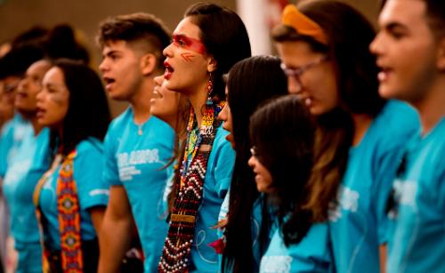 UNICEF Manaus seleciona 100 jovens venezuelanos e brasileiros para criarem soluções para refugiados