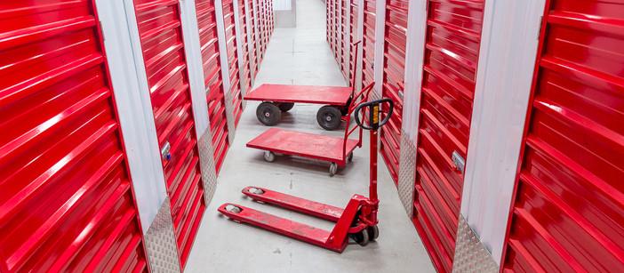Aluguel de espaços com 1,5m² são nova aposta de self storage paranaense