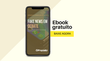 Ebook gratuito: Guia para combater as fake news