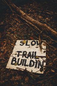 Building Slow trails?