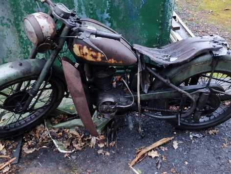 My Introduction to Classic Motorcycles